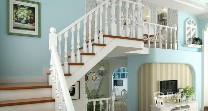 楼梯左上好还是右上好?楼梯装修风水禁忌