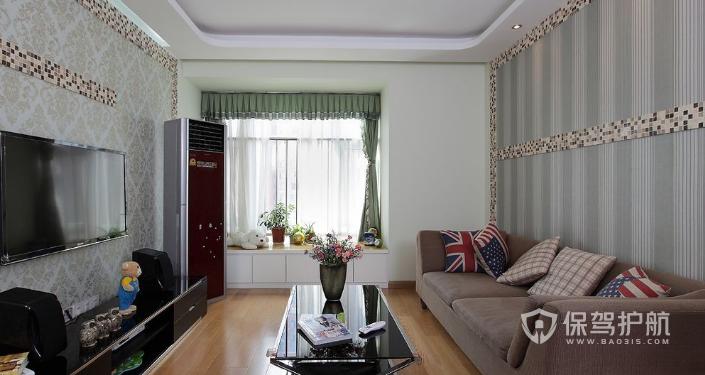 客厅耐看的墙漆颜色?客厅色彩搭配技巧
