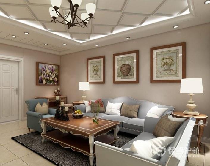 客廳吊頂怎么裝燈-保駕護航