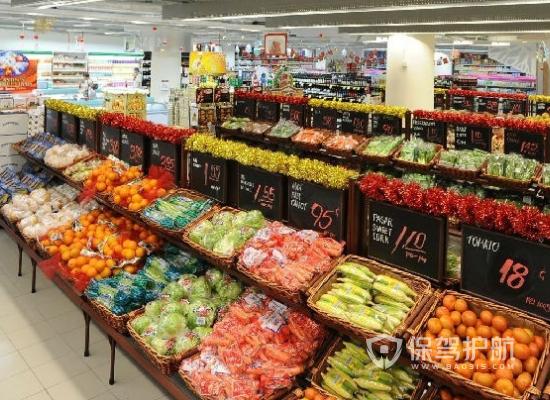 网红水果店面如何规划设计?网红水果店面设计技巧