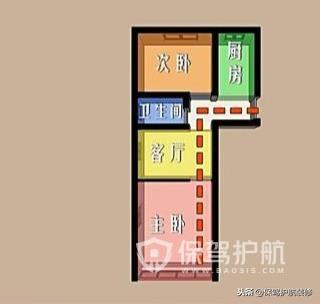 100多万买34㎡二手房挤5口人,房间潮湿,铺6层床垫才能睡
