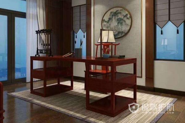 清式家具的艺术特点,清式家具搭配效果图