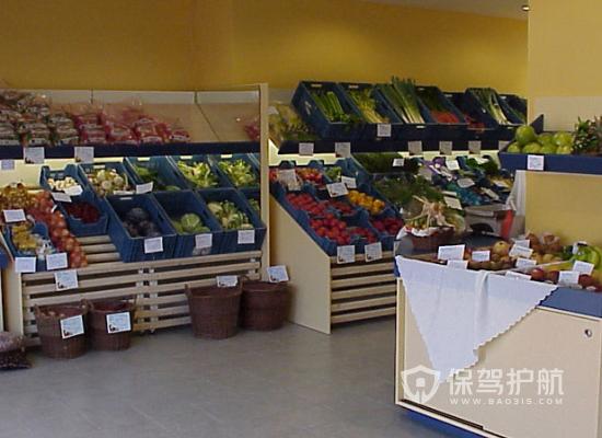 70平米水果店铺怎样装修?70平米水果店铺装修流程