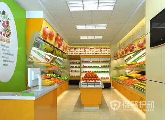 小型水果店铺装修要注意啥,小型水果店铺装修注意事项