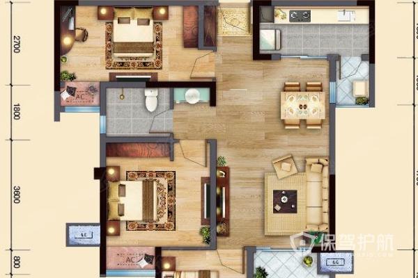 什么户型的房子最好?什么户型的房子风水好?
