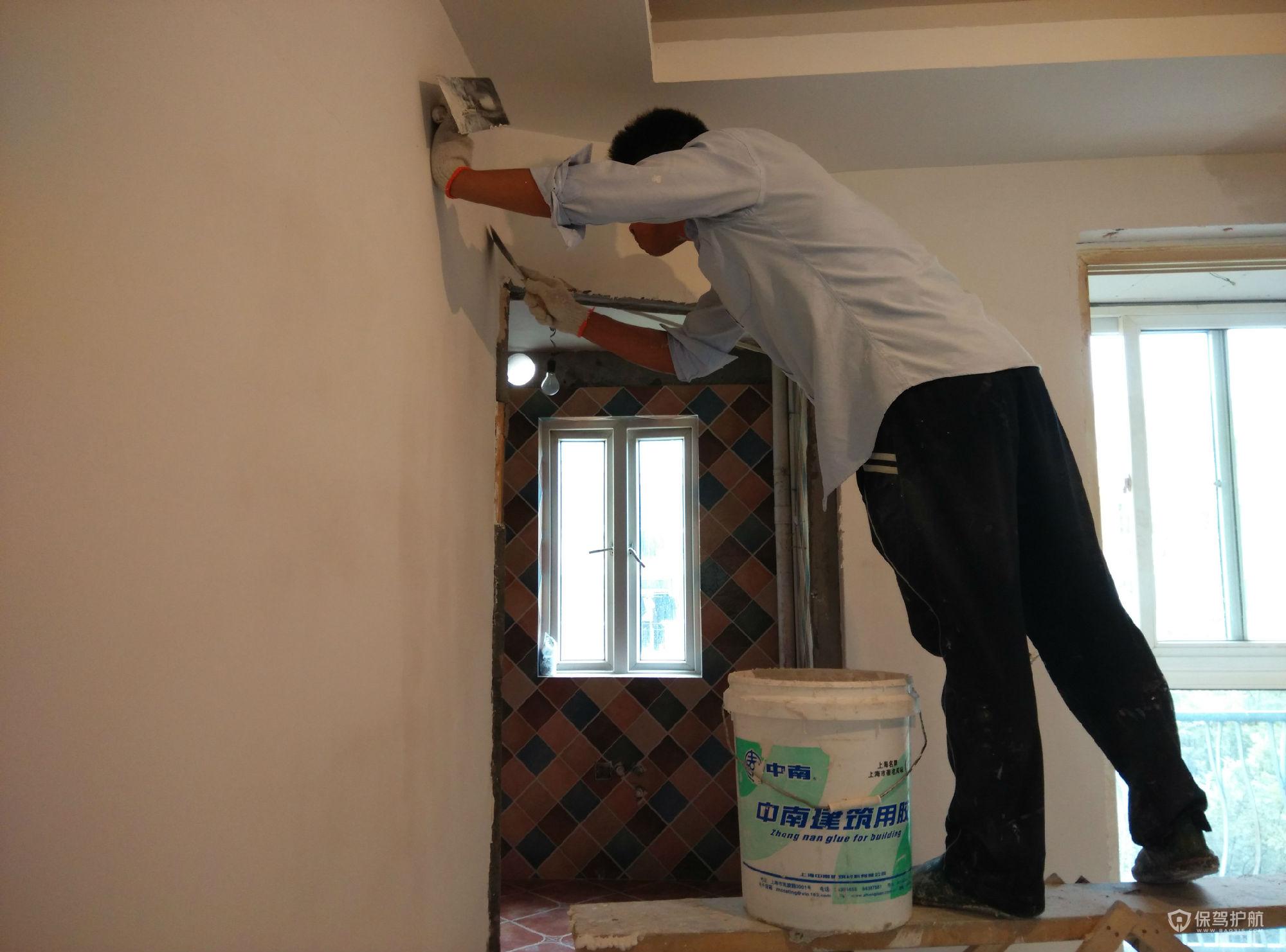 如何快速铲除墙上的腻子?墙面刮腻子的流程有哪些?