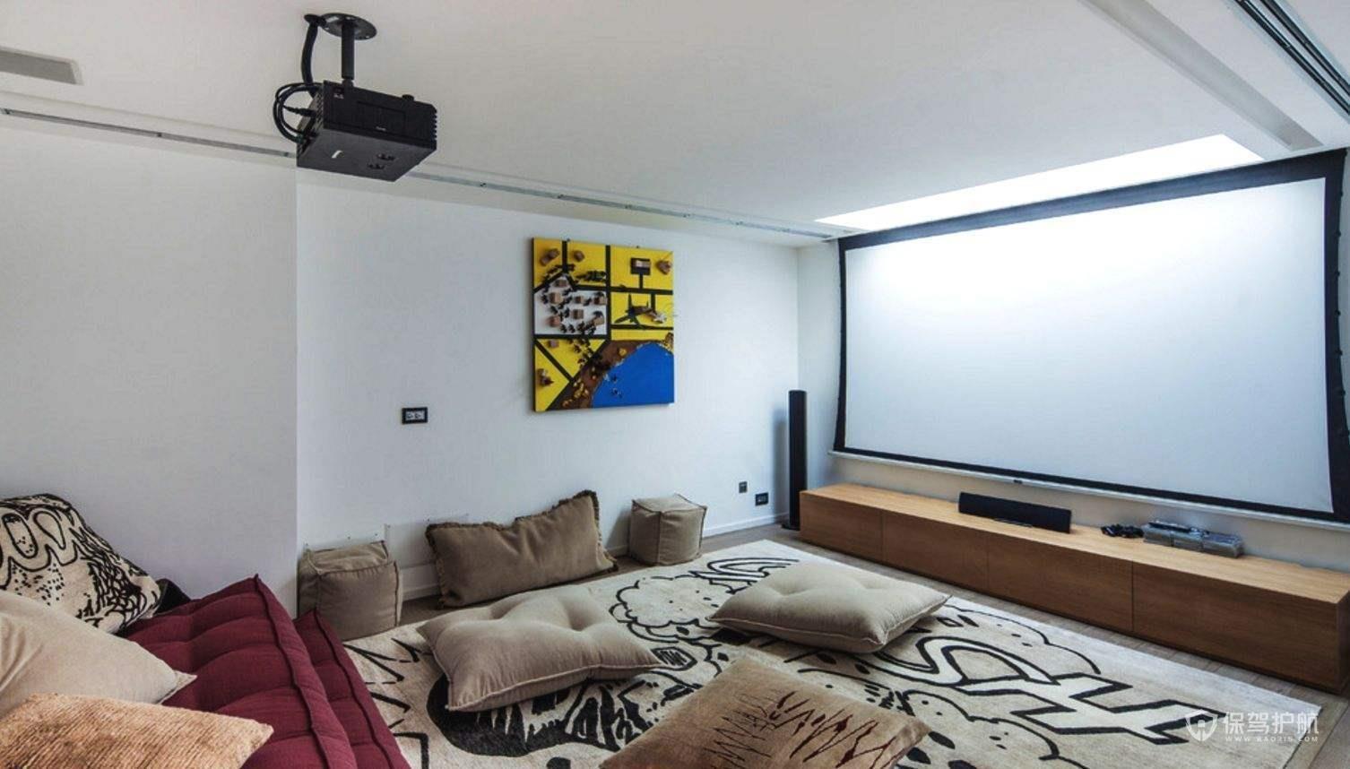 客廳可以不裝電視墻嗎?客廳不裝電視墻怎么做?