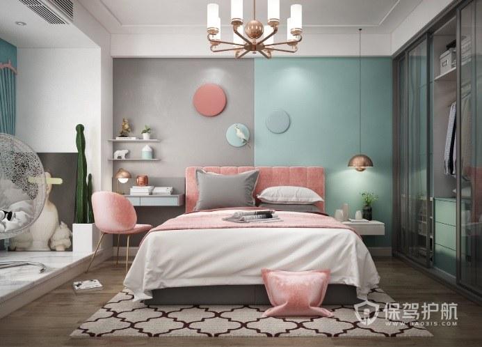 10平米女生小臥室怎么布置?10平米女生小臥室布置圖