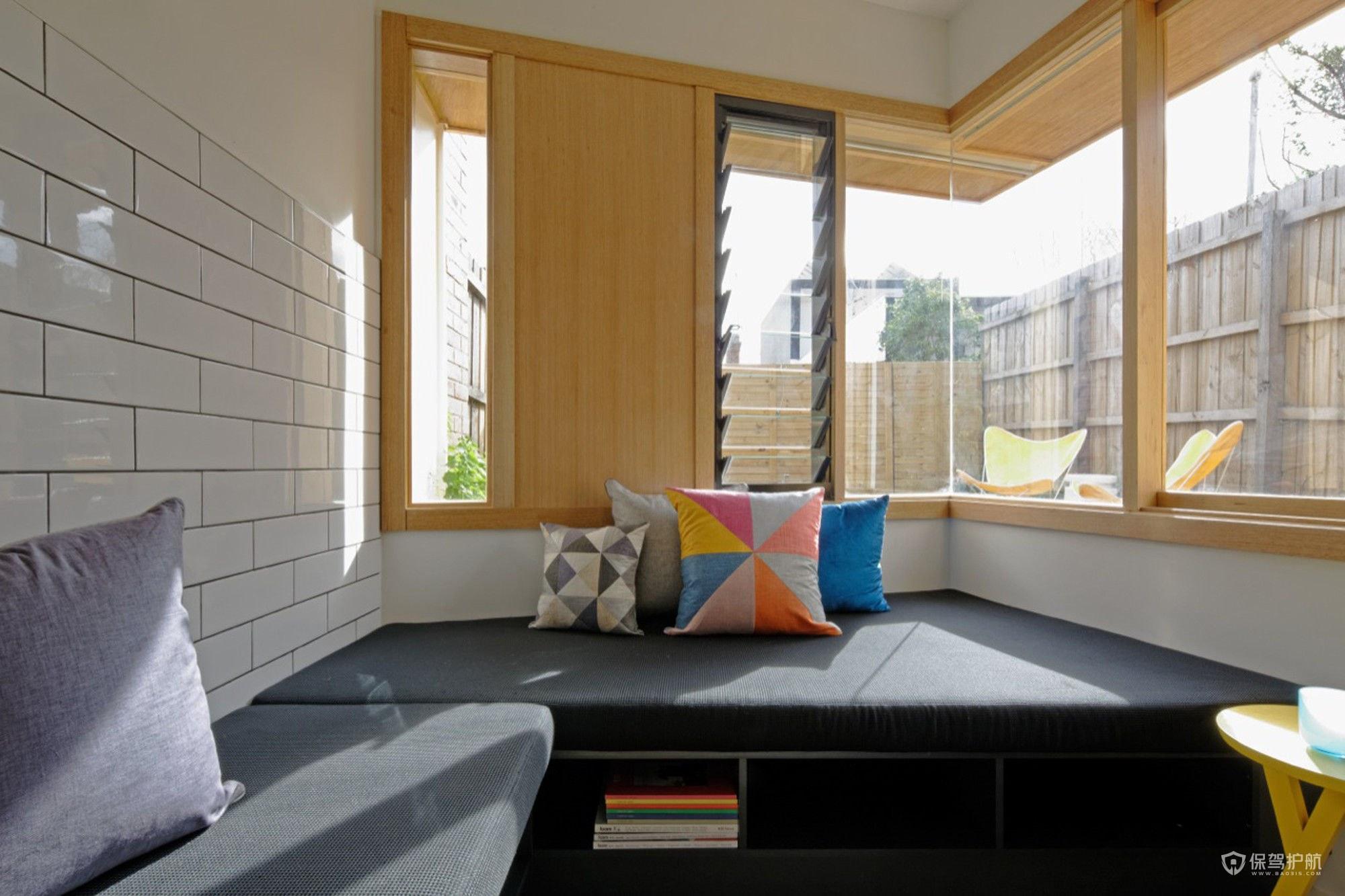 家装飘窗怎么设计好?不同飘窗装修风格效果图