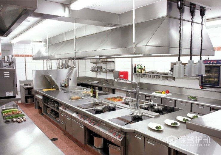 西餐厨房设计方案:西餐厨房怎么装修设计?
