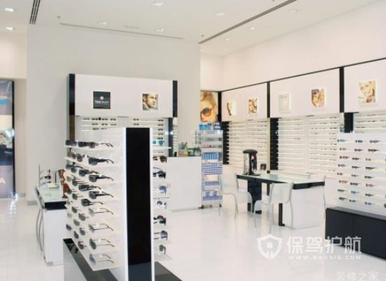 眼镜店墙面怎样进行装修 眼镜店墙面装修流程