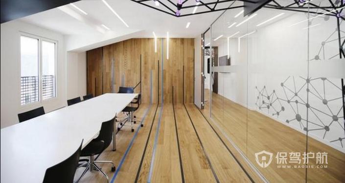 欧式办公会议室装修效果图