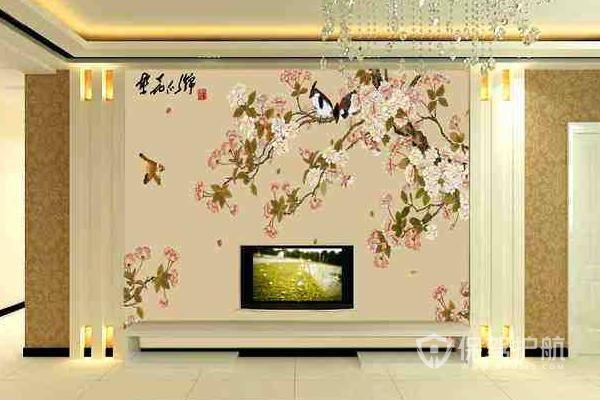 3d壁画背景墙优缺点,3d壁画背景墙效果图