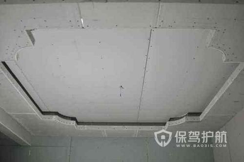 【装修技巧】石膏板吊顶分类和造型风格有哪些?