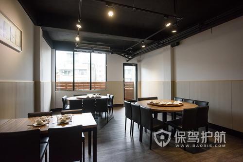 40平小餐馆装修效果图及装修注意事项-装修技巧