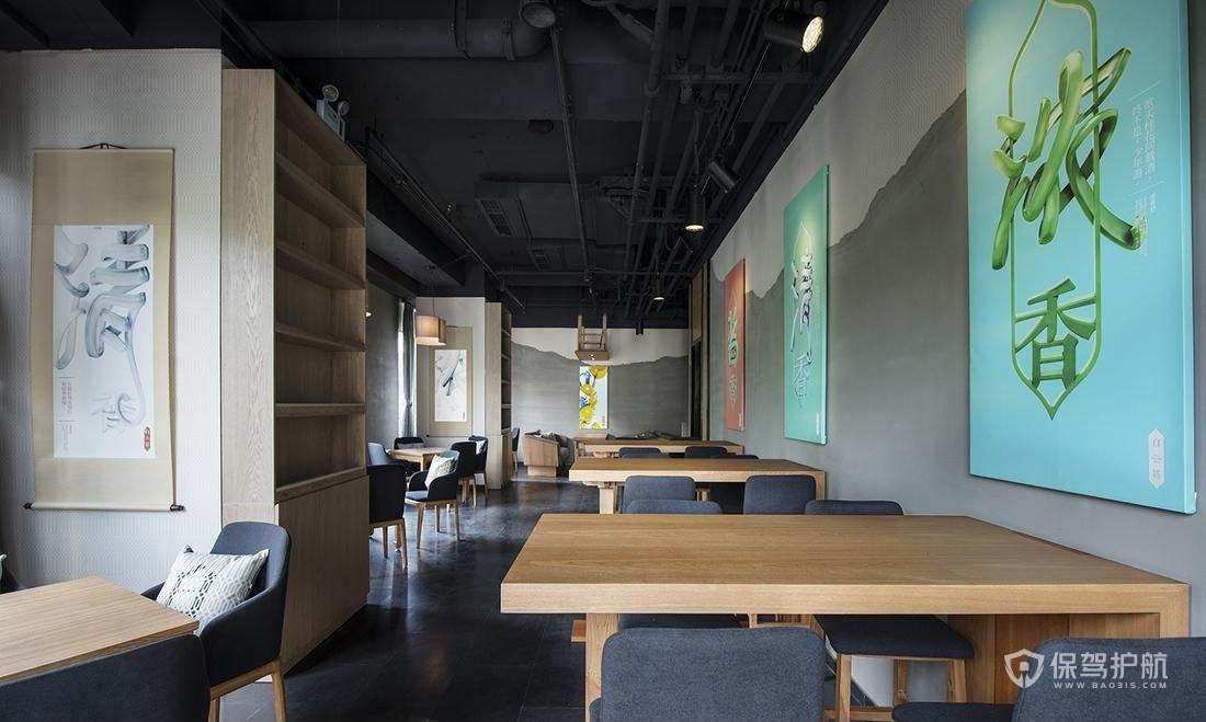 80平米餐馆装修一般要多少钱?80平米餐馆装修图