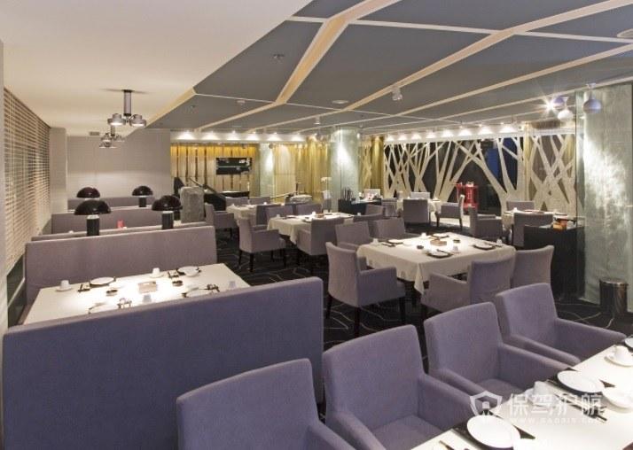 意大利简约餐厅装修效果图