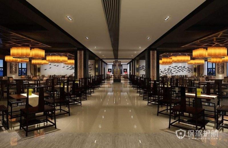 100平饭店装修价钱-保驾护航