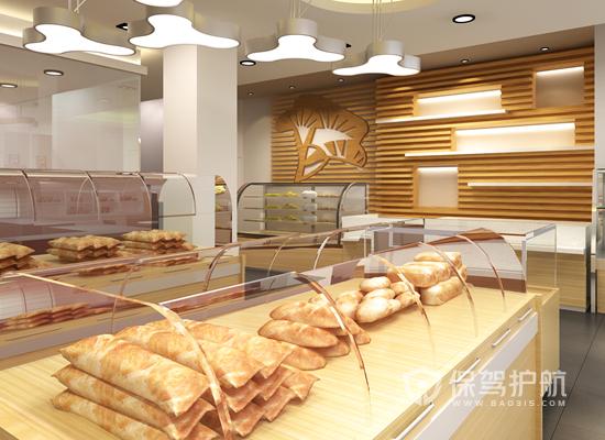 面包房怎样设计好,面包房设计细节处理