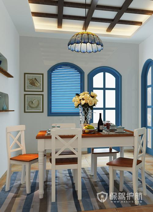 地中海风格装修材料有哪些?地中海风格软装有什么特点?