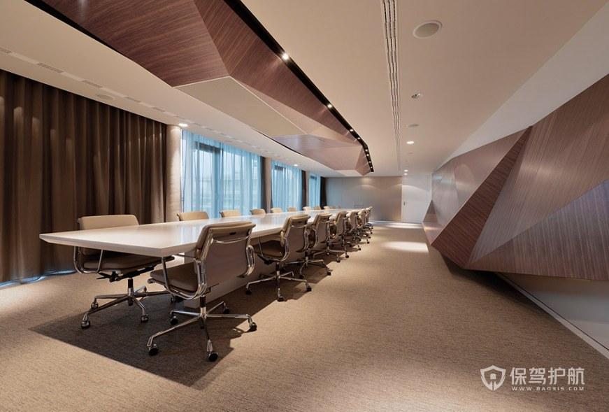 新古典風格辦公會議室裝修效果圖