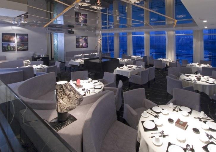 意大利创意餐厅装修效果图