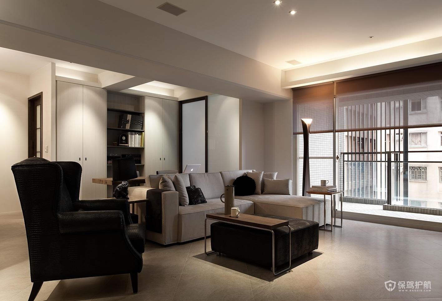 100平米三室簡約裝修費用要多少?100平米三室簡約裝修效果圖