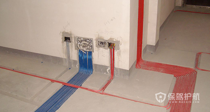家裝暗線和明線哪個好?電路施工注意事項