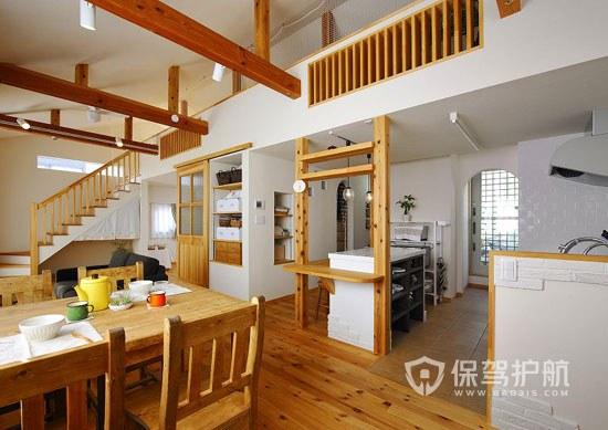 木质房屋装修注意事项 木质房屋装修图片