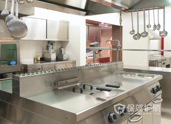 小酒店厨房装修用什么材料好 小酒店厨房装修材料选择