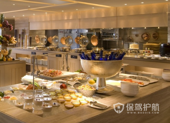 商务酒店厨房如何设计 商务酒店厨房设计要求
