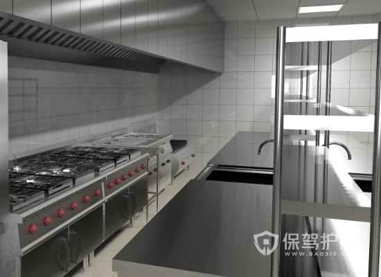 小酒店厨房怎么设计好,小酒店厨房设计攻略