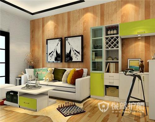 小戶型客廳如何裝修?30平客廳裝修設計效果圖