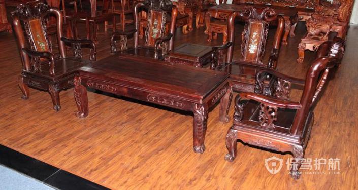 什么红木家具比较保值?红木家具选购技巧