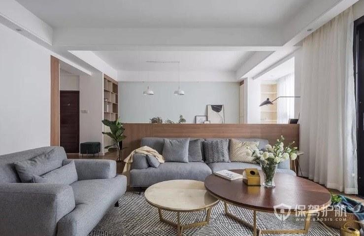 20平客厅怎么装修不显小?20平客厅装修有什么注意点?