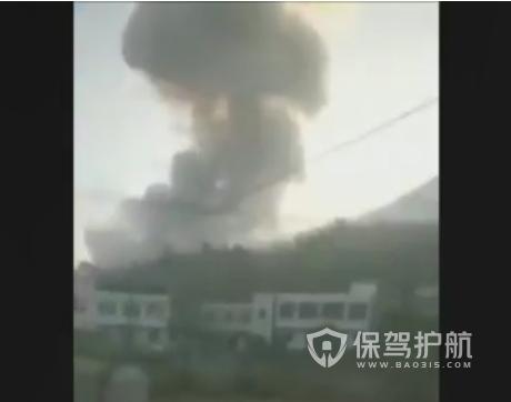 湖南煙花廠爆炸已致7死13傷 負責人及出資方已被公安機關控制