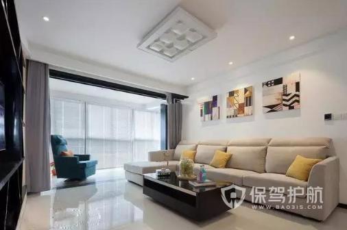 喜欢简单装修不做吊顶只刷白墙,超任性,只为做出他们梦中的家