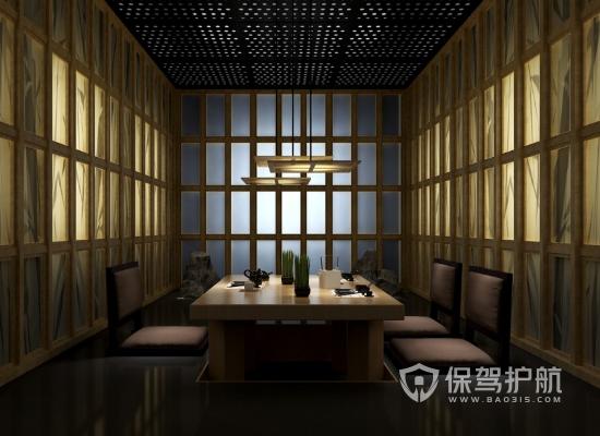 中式茶室如何装修 中式茶室装修方法