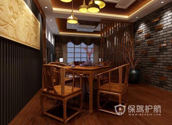 【茶室装修】中式茶室装修注意事项