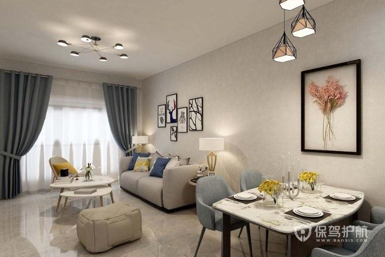 房子装修显大五大技巧:70平房子怎么装修才显大?