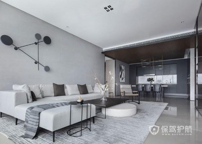 家居怎么采用浅灰色装修设计?浅灰色装修效果图