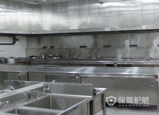 饭店厨房设备有哪些 饭店厨房布局技巧