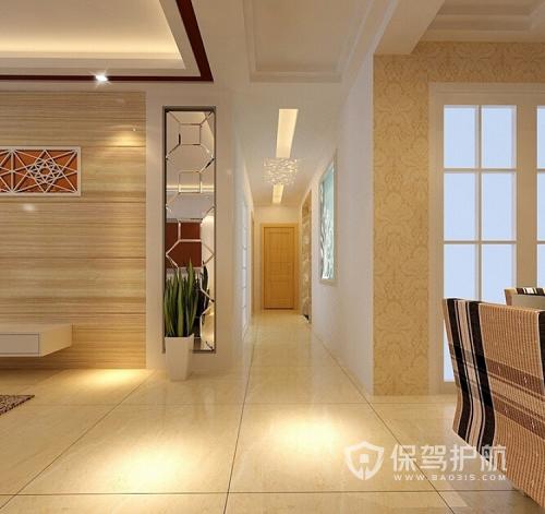 新房室内走廊怎么装修好看?(图片欣赏)