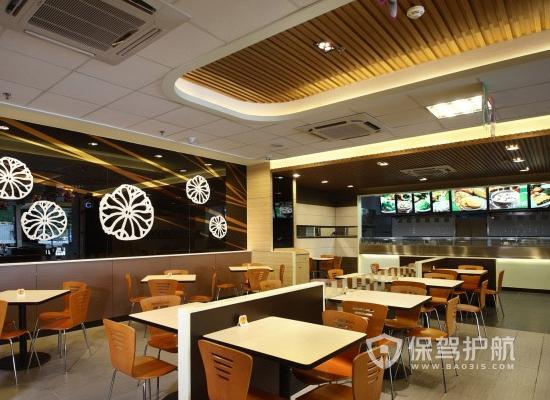200平米快餐店装修多少钱一平?200平米快餐店装修预算清单