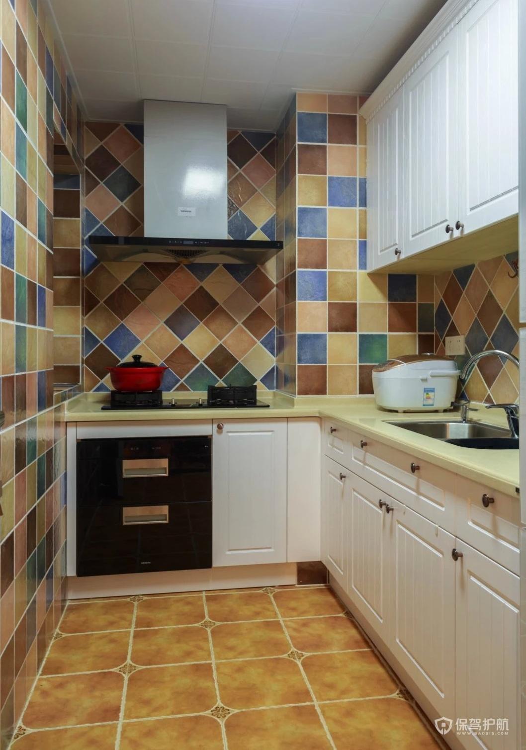 美式风格瓷砖颜色怎么搭配?瓷砖选购技巧有哪些?