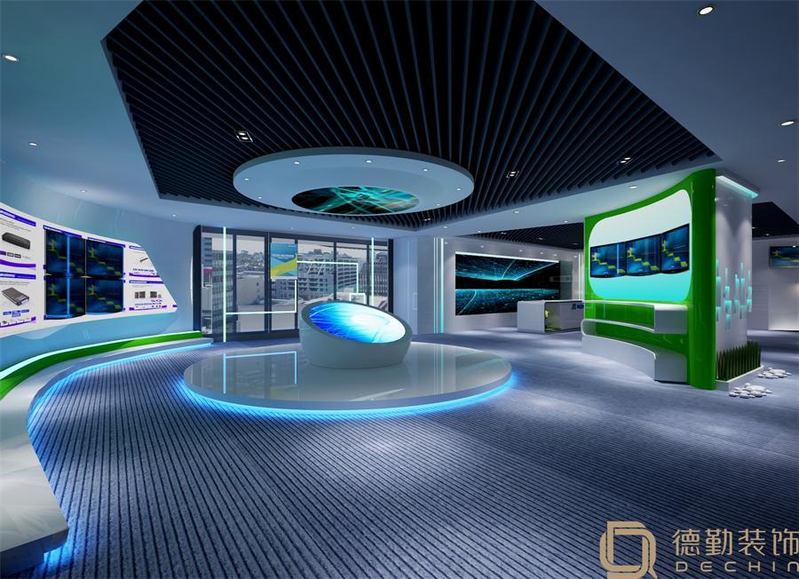 安吉尔大厦办公室设计