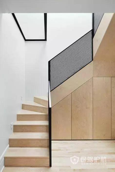 多款楼梯设计案例,打造别具一格的家!