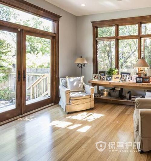 客廳什么顏色的地板耐臟?如何選擇地板顏色?
