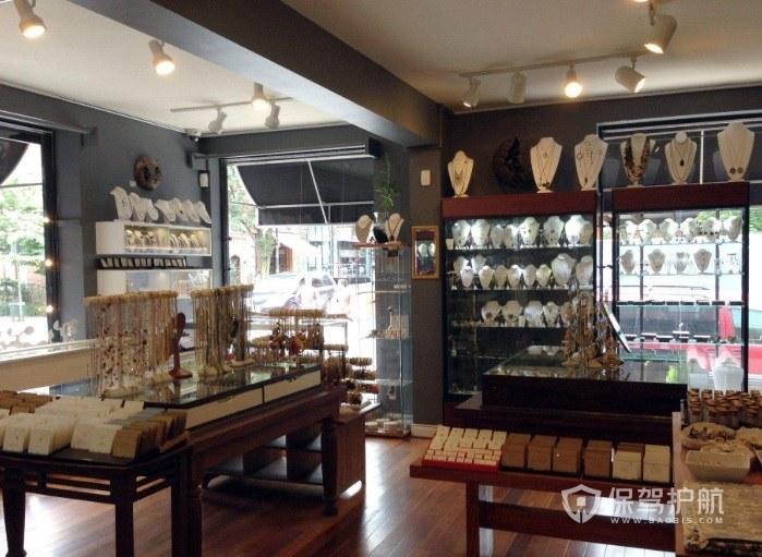 飾品店怎么裝修墻面-保駕護航