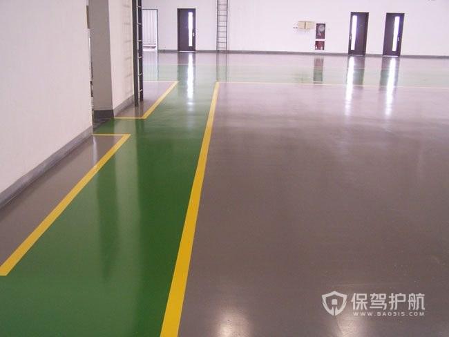 家装可以用地坪漆吗?地坪漆施工流程